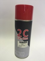 SPRAY 2C DISOLVENTE DE PARCHES PARA BARNIZ/PINTURA 2K 400 ml.