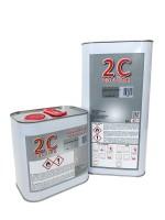 Barniz Acrílico HS Anti-Rayado 5 L. + Catalizador 2,5 L.