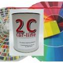 Pintura Acrilico/Monocapa 2 K UHS voc 420 disolvente color confeccionado