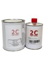 IMPRIMACION 2K EPOXI GRIS CLARO  1Kg.+CATALIZADOR EPOXI 500 ml.