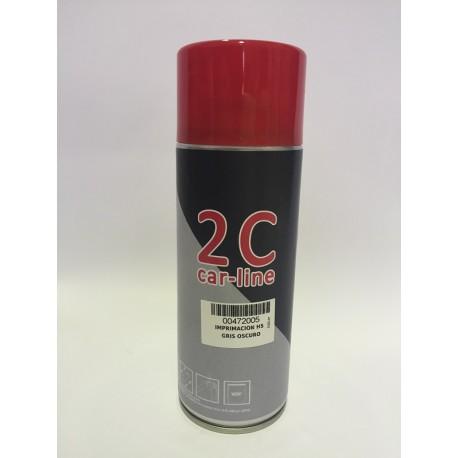 SPRAY 2C 1K IMPRIMACION HS GRIS CLARO 400 ml.