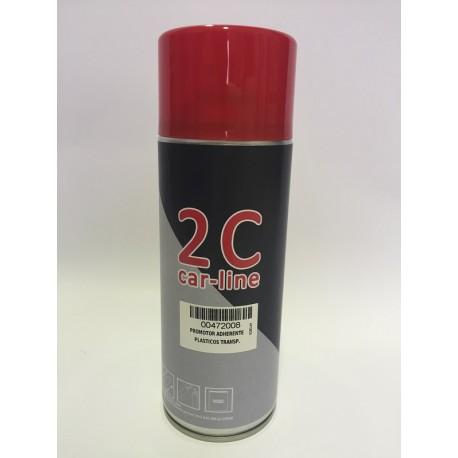 SPRAY 2C 1K PROMOTOR ADHERENTE PLASTICOS TRANSP. 400 ml.