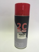 SPRAY 2C 1K BARNIZ ALTO BRILLO 400 ml.