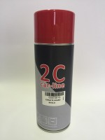 SPRAY 2C 1K ESMALTE NEGRO BRILLANTE 400 ml.