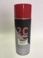 SPRAY 2C 1K ESMALTE BLANCO BRILLANTE 400 ml.