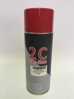 SPRAY 2C 1K ESMALTE BLANCO MATE 400 ml.