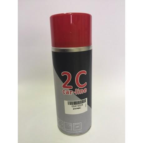 SPRAY 2C 1K ZINC 400 ml.