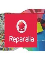 Pintura ROJO REPARALIA Acrilico/Monocapa 2 K UHS voc 420 disolvente color confeccionado