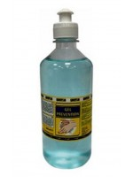 Gel hidroalcohólico higienizante 500ml.